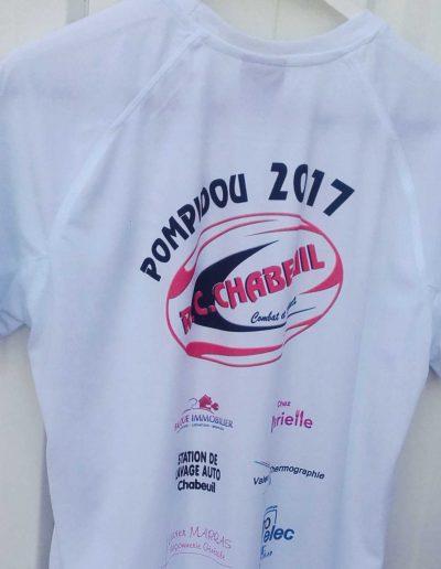Tee-Shirt de rugby
