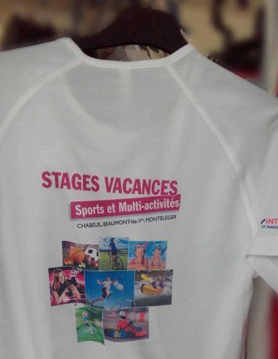 Tee-Shirt de tennis